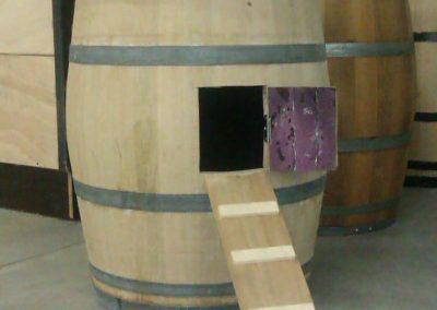 kippenhok uit wijnvat IMAG0071